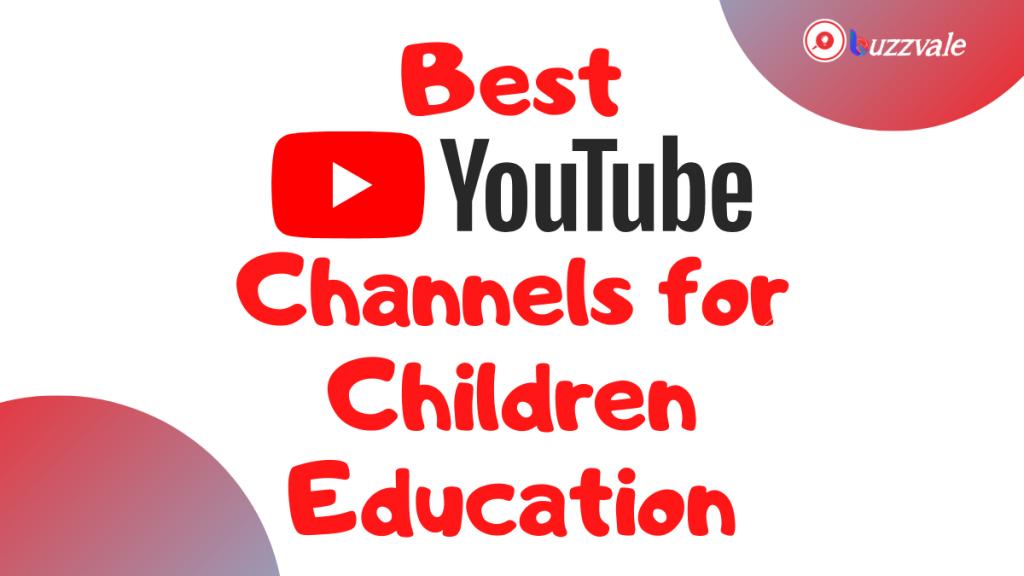 best youtube channel for children education 1