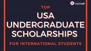 undergraduate scholarships 2020