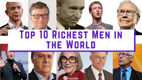 richest men in the world