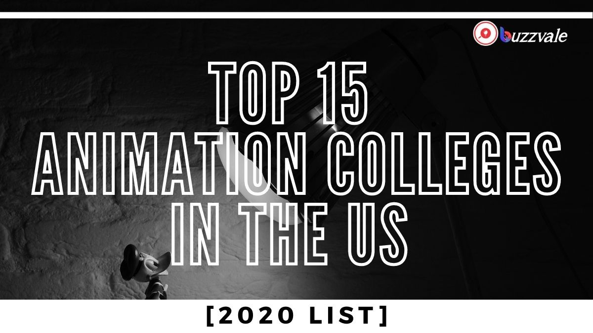 top animation colleges in the US