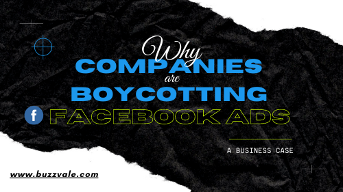 why companies are boycotting faceboo adverts