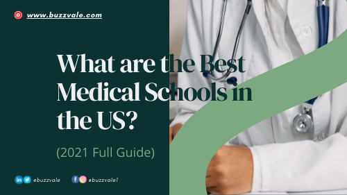 what are the best medical schools in US